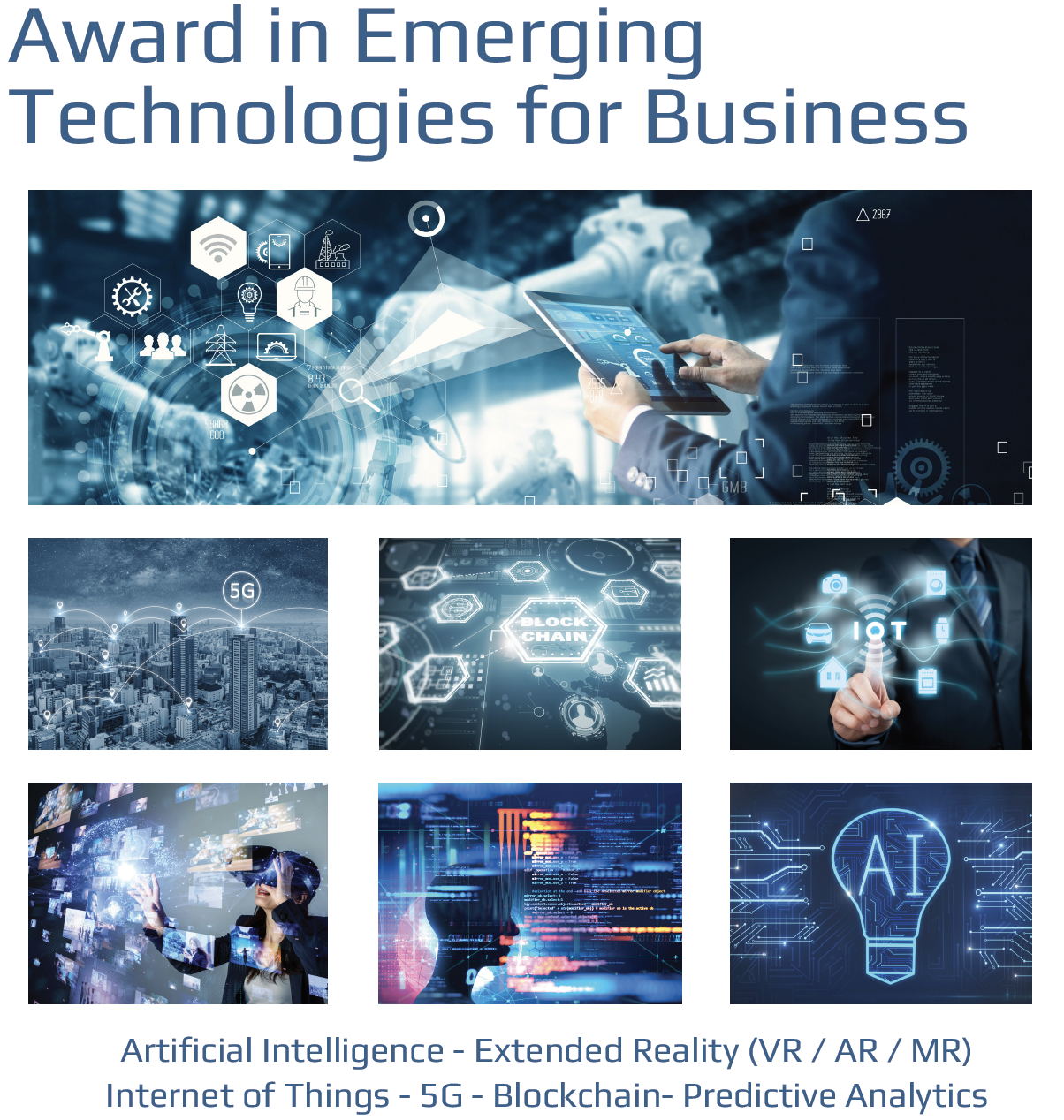 Diploma in Emerging Technologies for Business